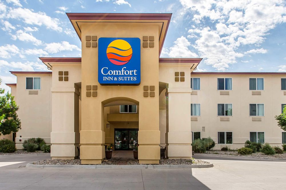 Comfort Inn & Suites: 301 7th St South, Rifle, CO