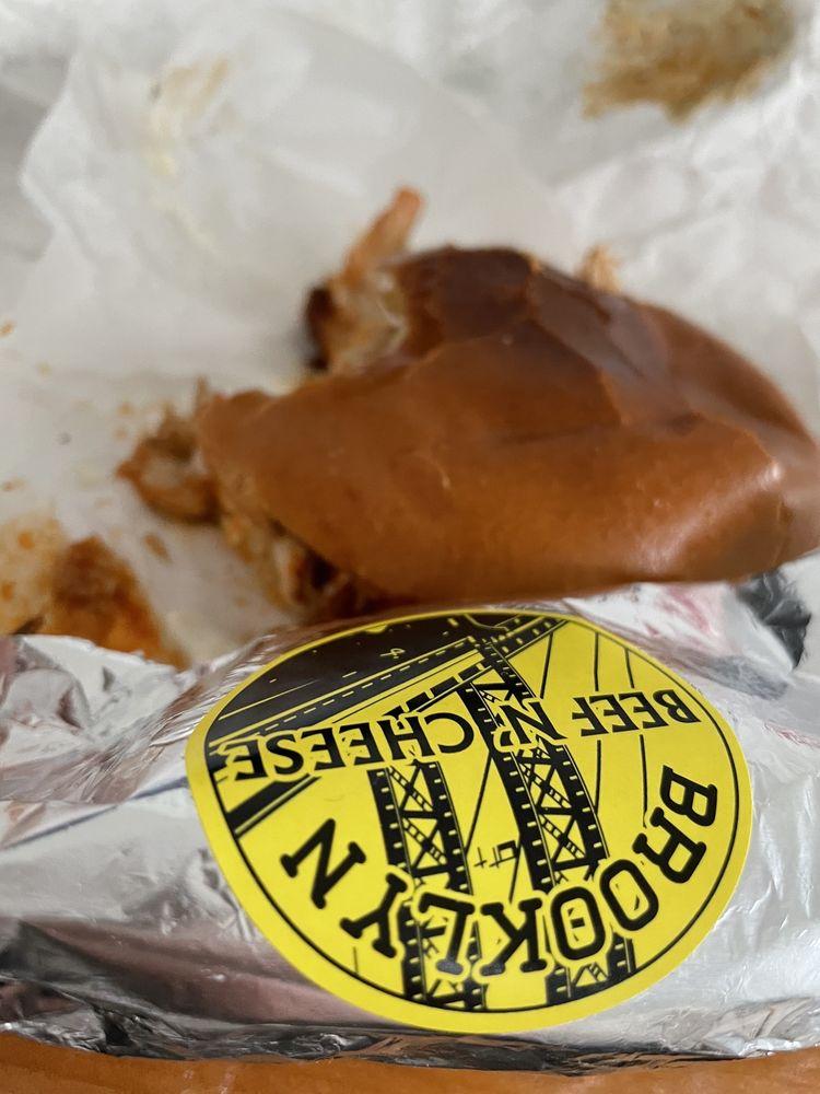 Brooklyn Beef N' Cheese