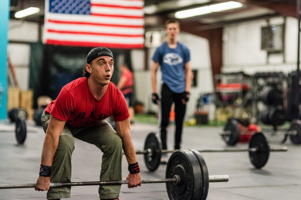 Roanoke Valley CrossFit: 6525 Commonwealth Dr, Roanoke, VA