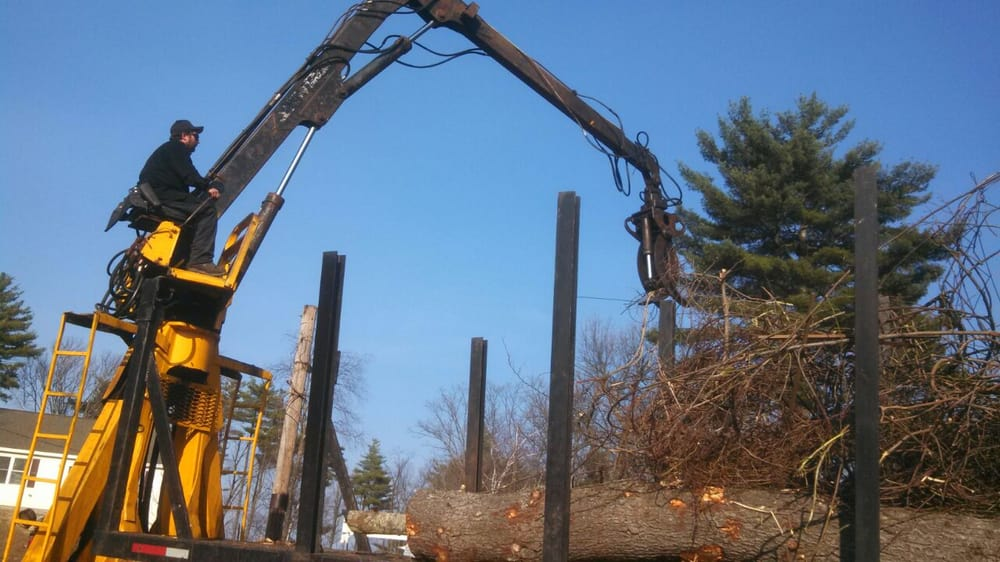 Wally's Tree and Crane Service: 20 Malderelli Rd, Greenville, NH