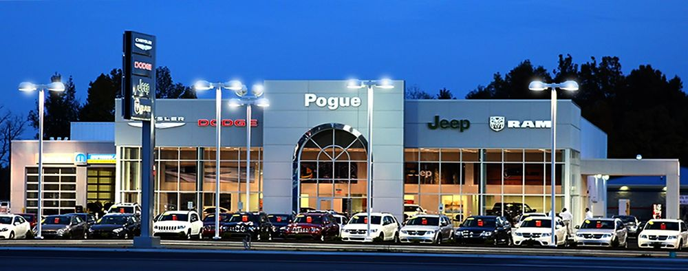 Pogue Chrysler Dodge Jeep RAM: 2252 W Everly Brothers Blvd, Powderly, KY