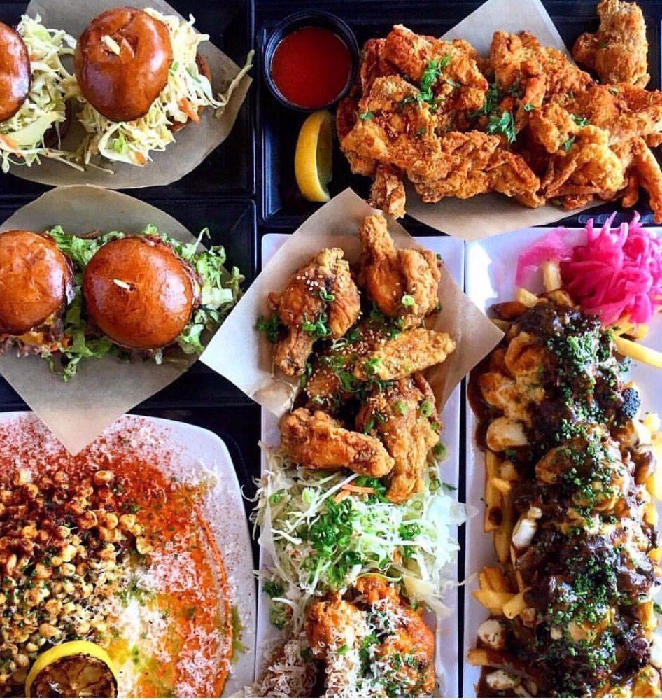 Belly Bombz Kitchen: 11824 Artesia Blvd, Artesia, CA