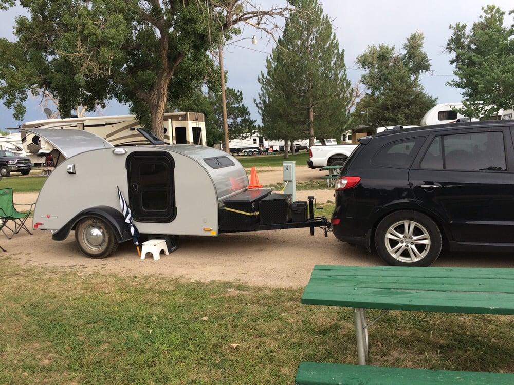 Riverside Campground: 1514 S Beltline Hwy W, Scottsbluff, NE