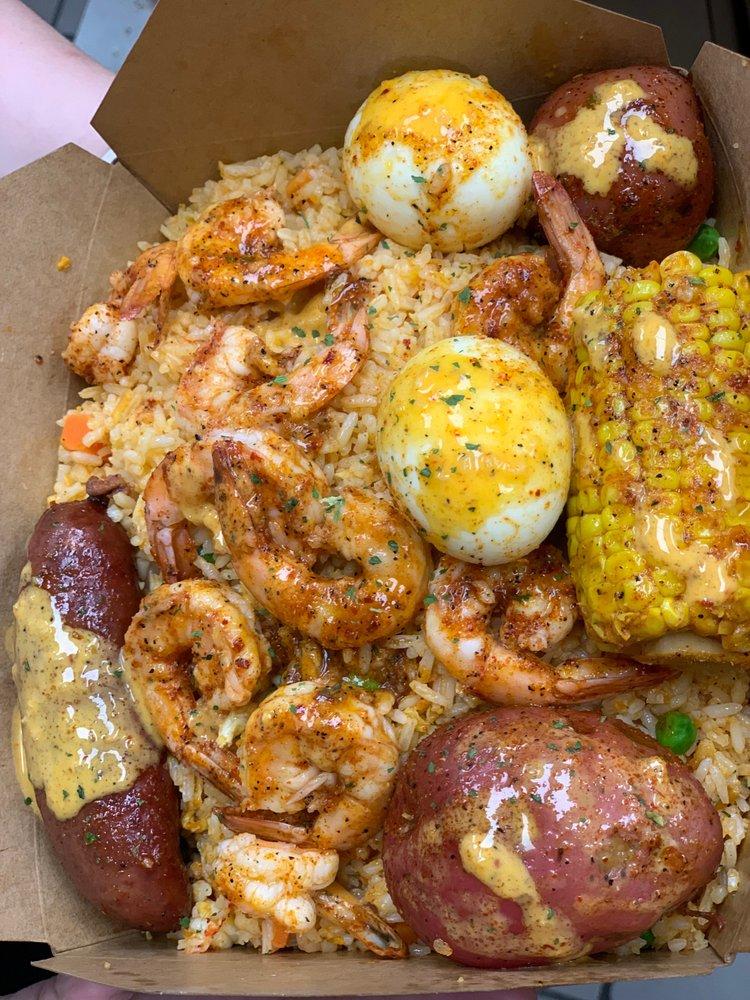 Lotus Seafood: 11710 Broadway St, Pearland, TX