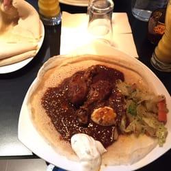 etiopisk mat uppsala
