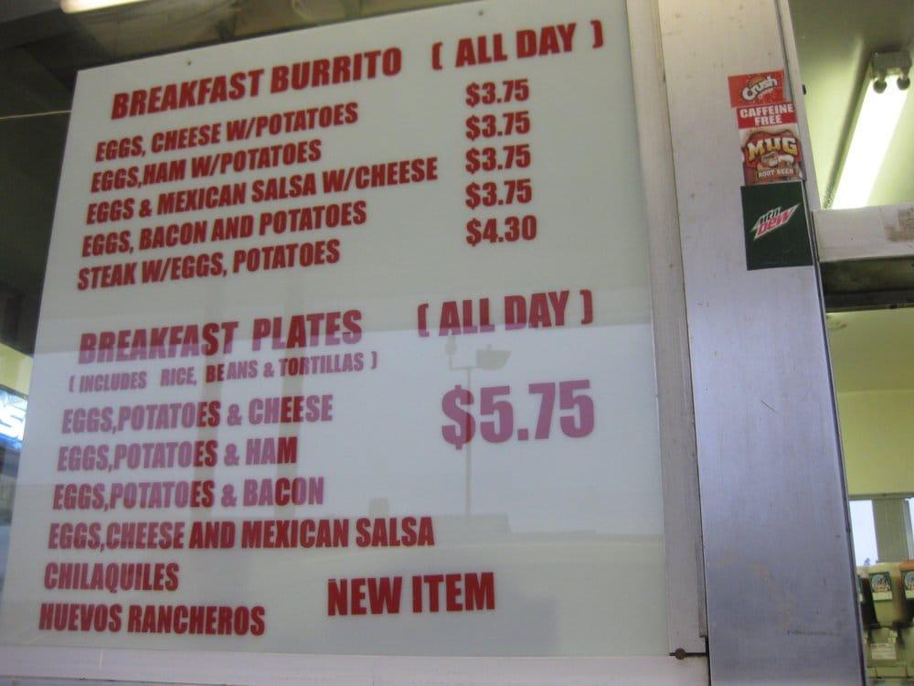 Victoria Mexican Food El Cajon Ca