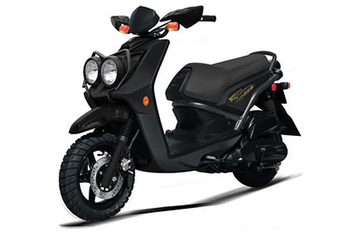 Scooters MIA