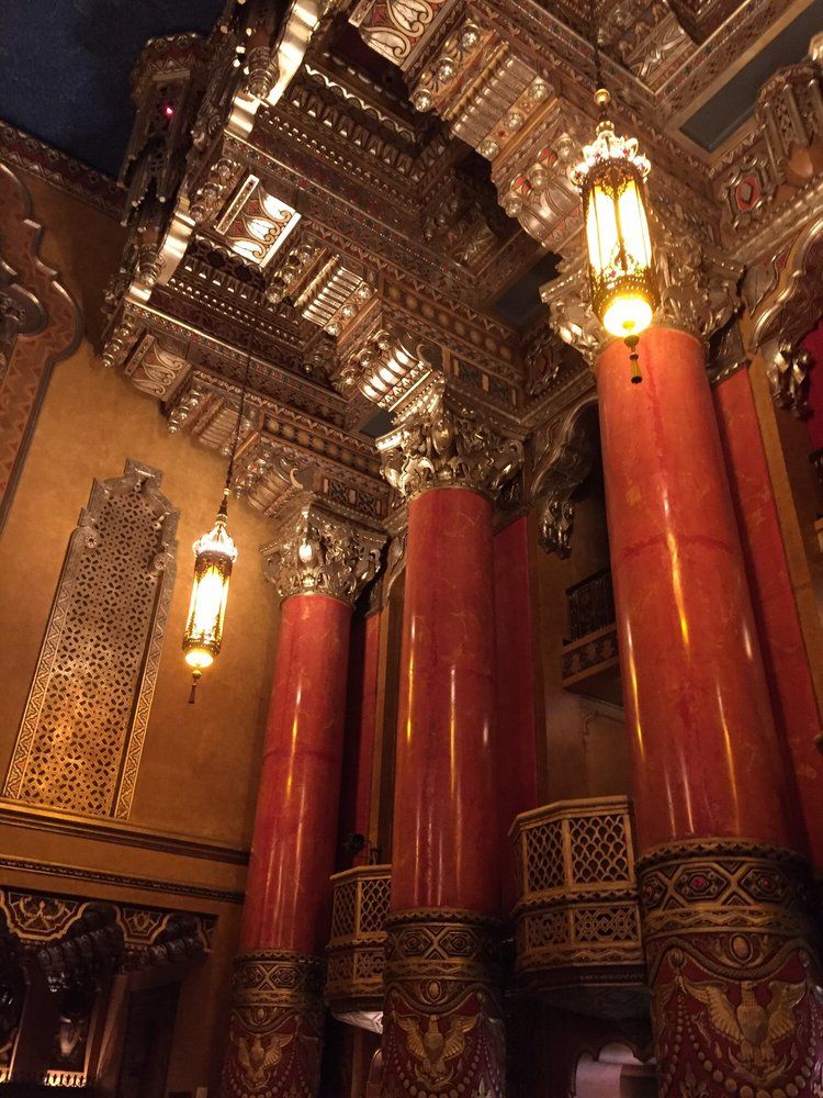 Fox Theatre Detroit: 2211 Woodward Ave, Detroit, MI
