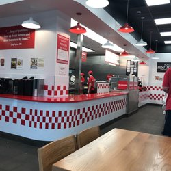 Photo Of Five Guys New Lenox Il United States Clean Place And