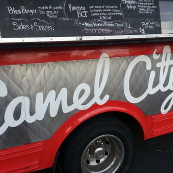 photo of camel city grill food truck winston salem nc united states