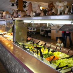 Photo Of Huckleberry S Pig Out Palace Henryetta Ok United States The Buffet