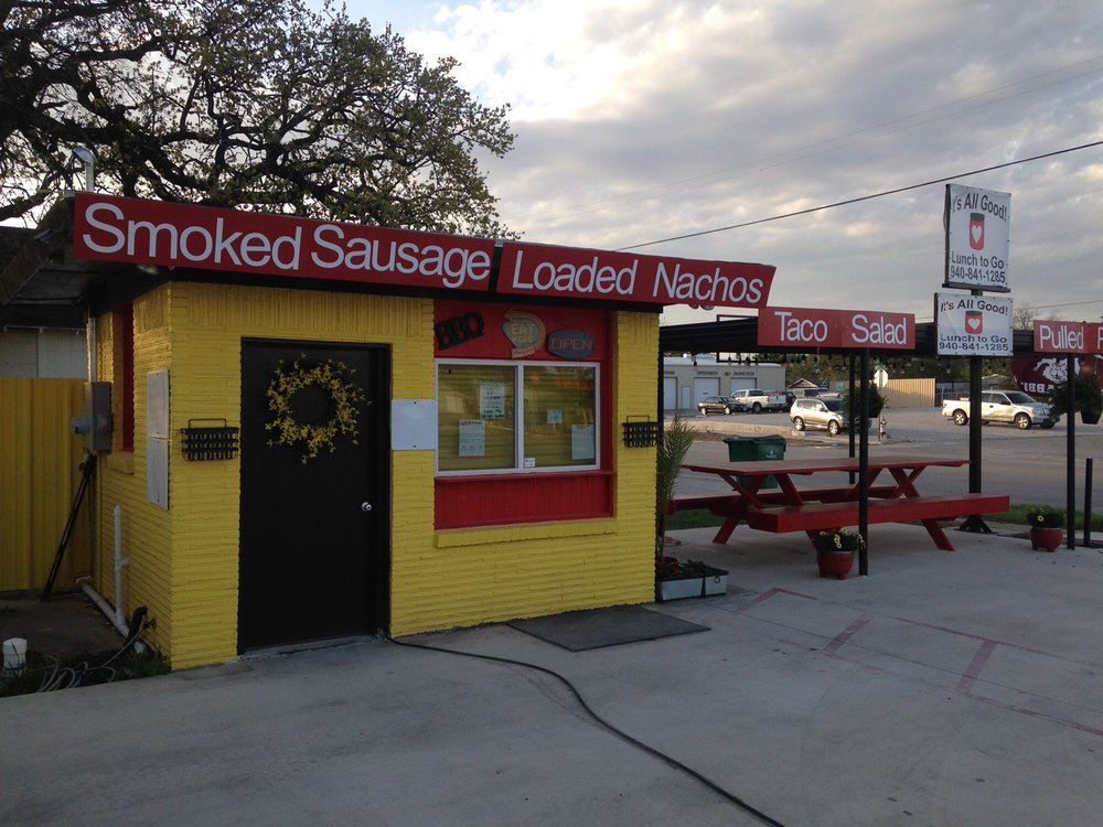 It's All Good Lunch to Go: 408 W Wise, Bowie, TX