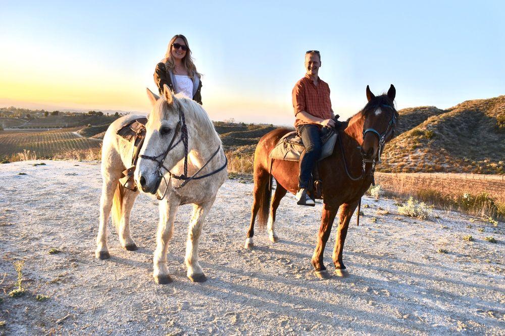 Saddle Up Wine Tours: 44060 White Mountain Rd, Aguanga, CA