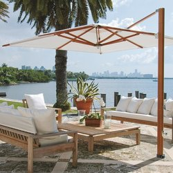 Photo Of Pacific Patio Furniture   Agoura Hills, CA, United States.  Cantilever Umbrella