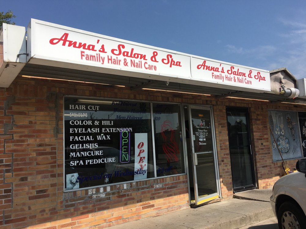 Anna's Salon & Spa: 2630 Orchard St, Lincoln, NE