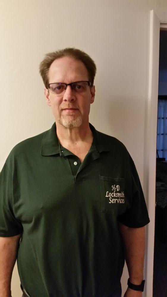 H-D Locksmith Services: 1523 Rosehill Rd, Reynoldsburg, OH