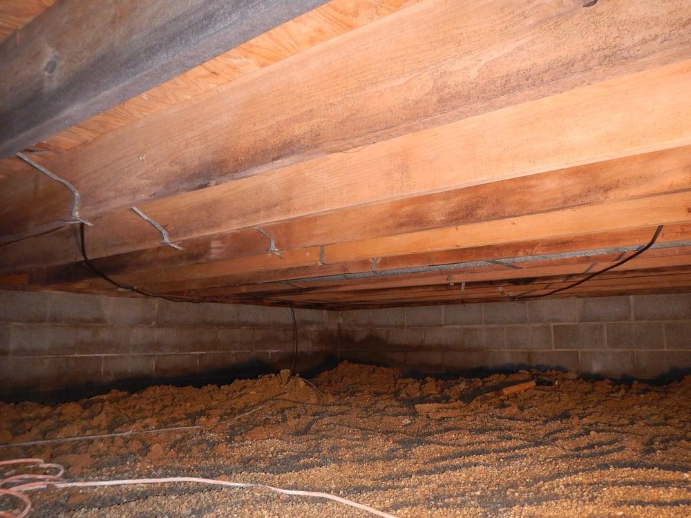 Indiana Crawl Space Repair: 1759 N Blue Bluff Rd, Martinsville, IN
