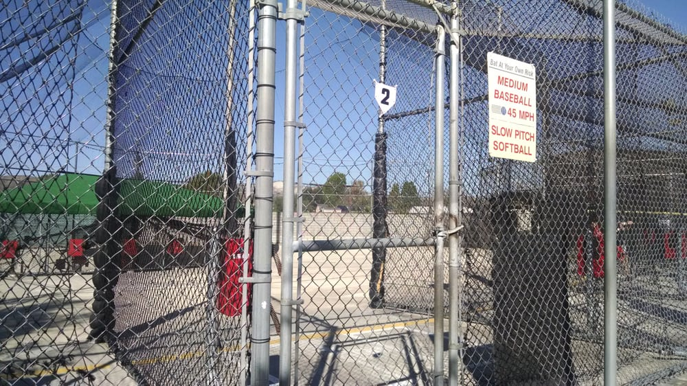 Simi Valley Batting Cages: 2019 Donville Ave, Simi Valley, CA