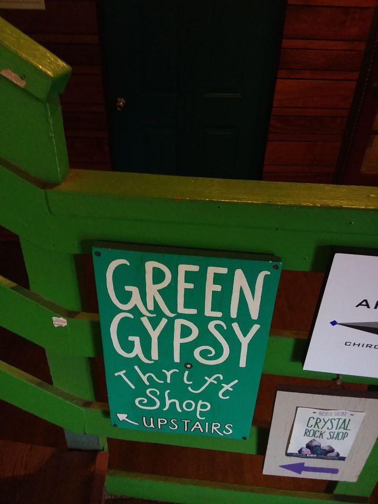 Green Gypsy Thrift Shop
