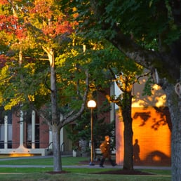 Wou Natural Science Building