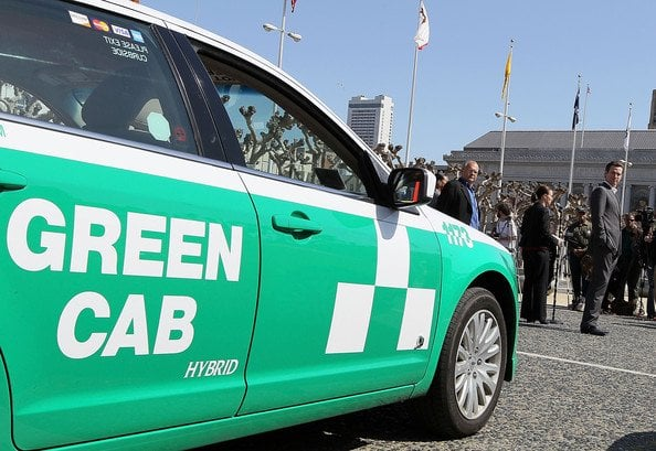 SF Green Cab