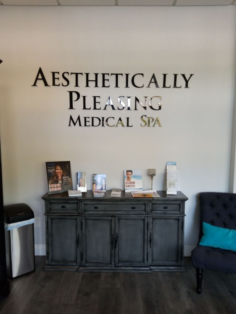 Aesthetically Pleasing Medical Spa