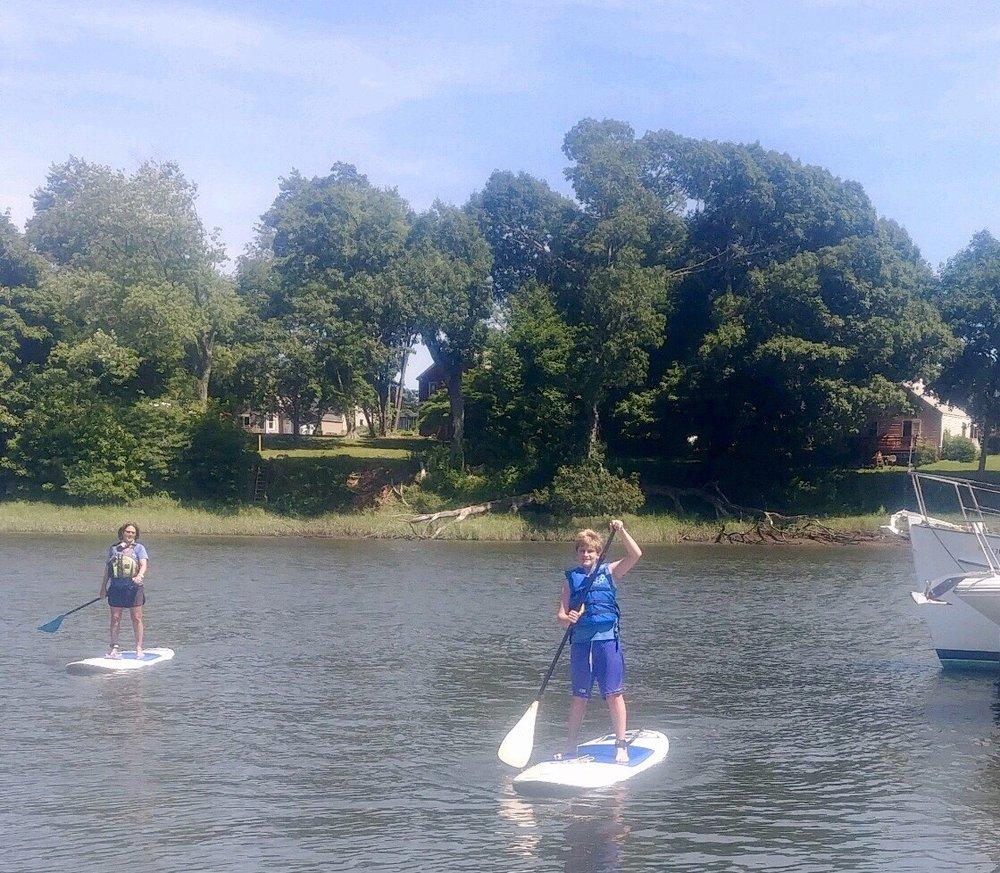 Branford River Paddlesports: 50 Maple St, Branford, CT