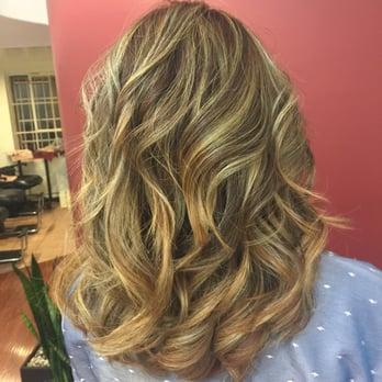 Lux hair 539 photos 227 reviews hair salons 3876 w for 2 blond salon reviews