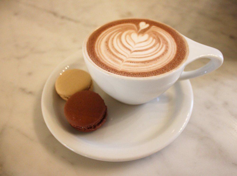 Merit Coffee: 7338 Louis Pasteur Dr, San Antonio, TX