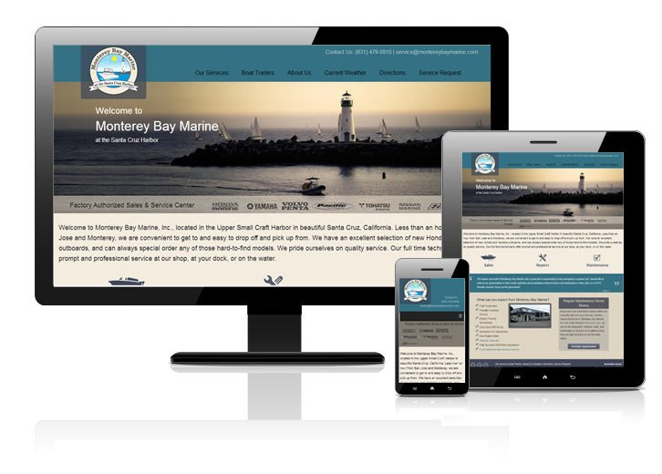 Cyber Scriber Website Design: Albany, OR