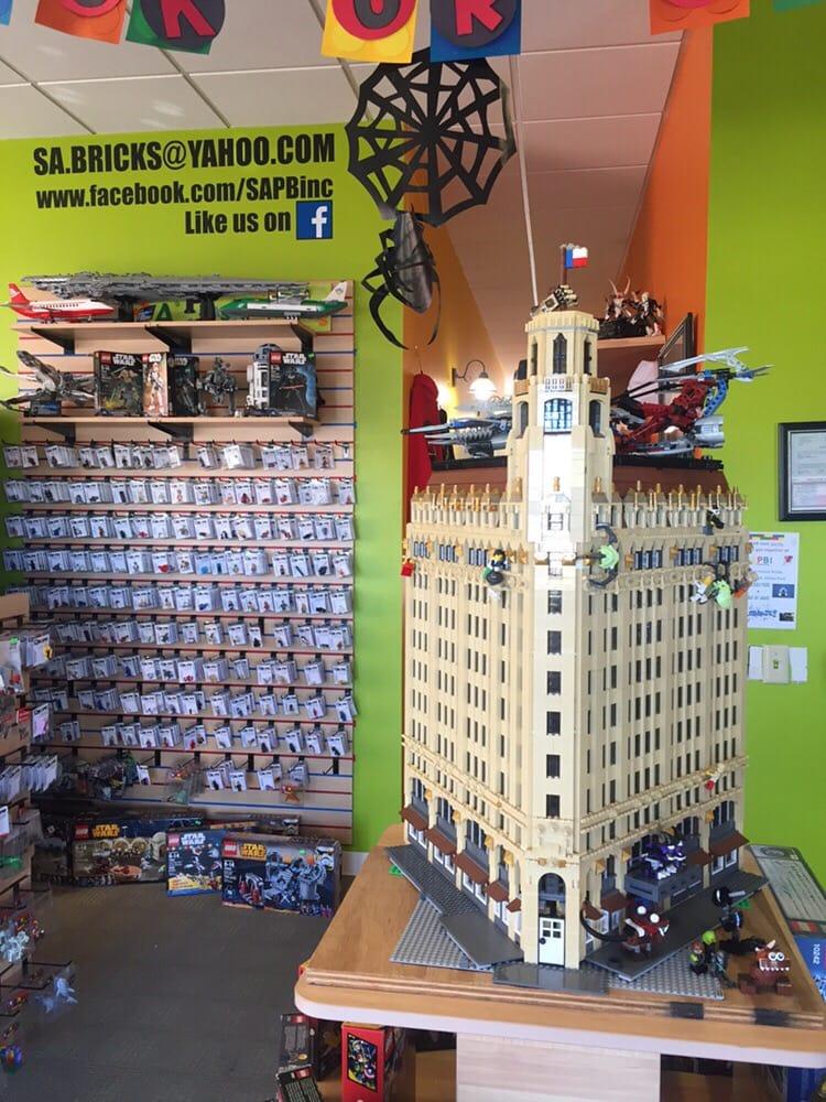 San Antonio Plastic Bricks - 25 Photos & 12 Reviews - Toy ...