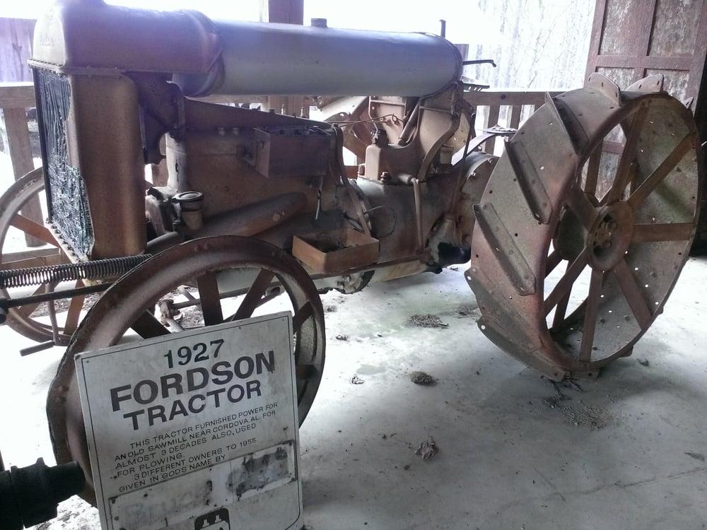 Iron & Steel Museum of Alabama Tannehill State Prk: 12632 Confederate Pkwy, Mc Calla, AL