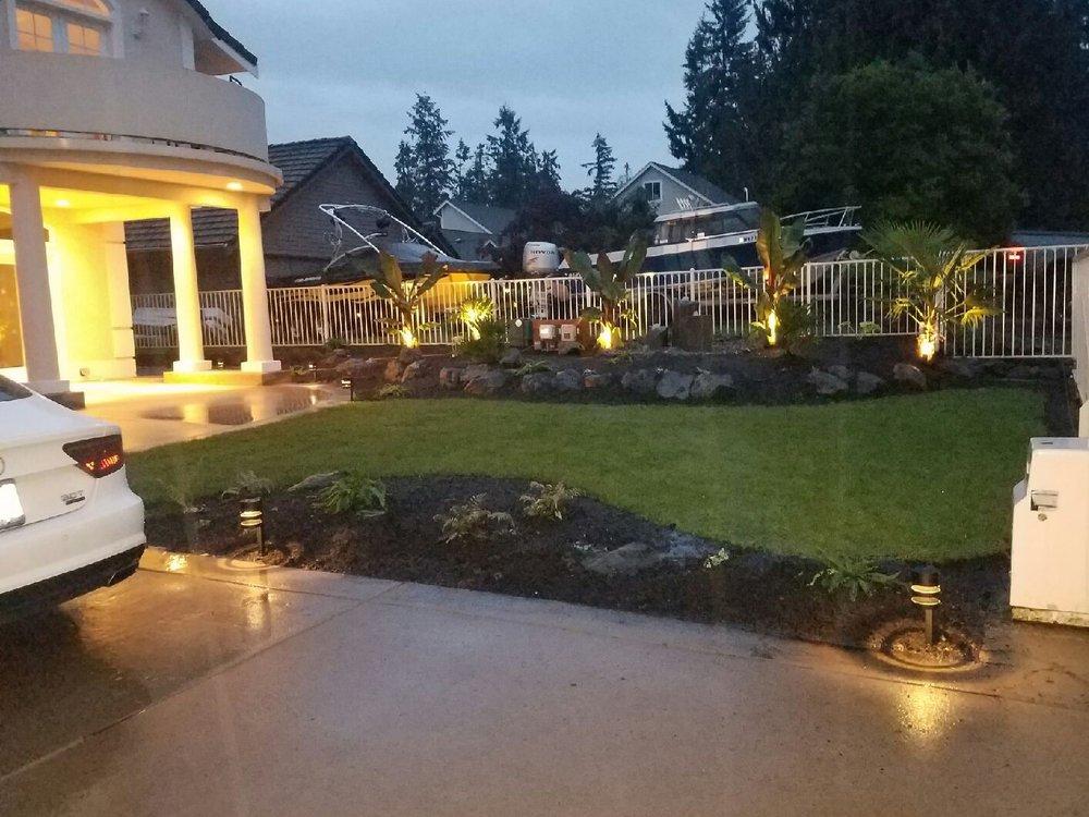 Rain Pros: 1402 Lake Tapps Pkwy, Auburn, WA