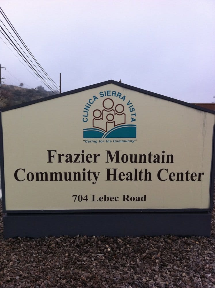 Frazier Mountain Community Health Center: 704 Lebec Rd, Lebec, CA
