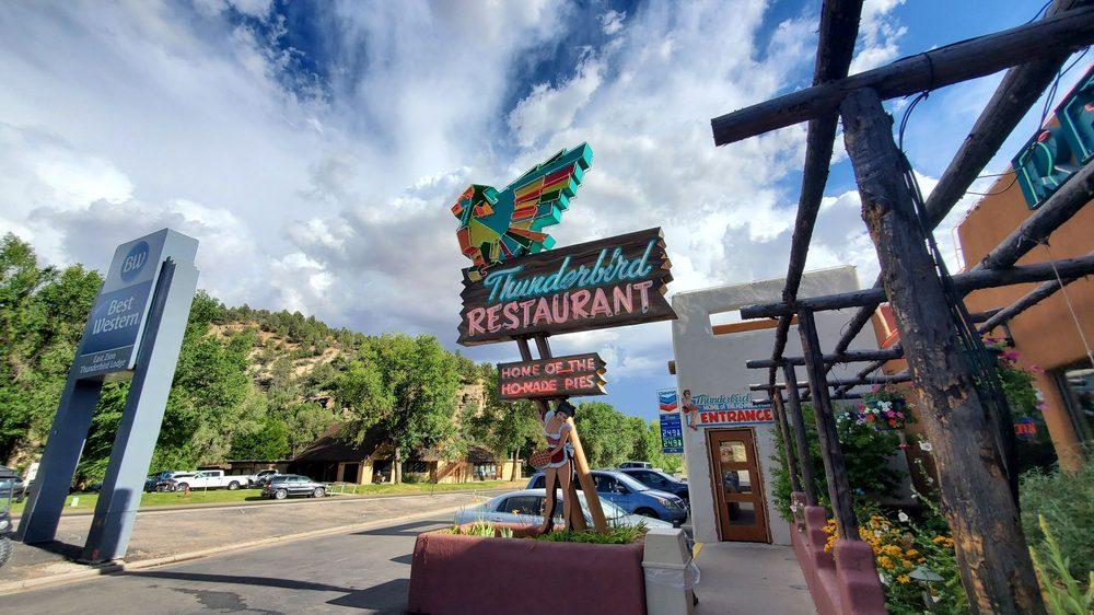 Thunderbird Restaurant: 4530 State St, Mt. Carmel Junction, UT