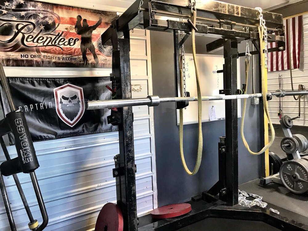 The Hero Gym: 1515 E Sioux Ave, Pierre, SD