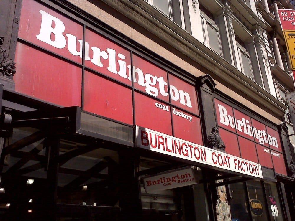 Restaurants In Burlington Coat Factory In New York