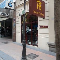 Hierro y albero accessoires calle de castell 27 - Calle castello madrid ...