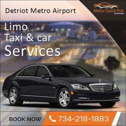 Car Service Near Me Now >> Metro Quick Pick Car Service Taxis 2420 Ellsworth Rd Ypsilanti