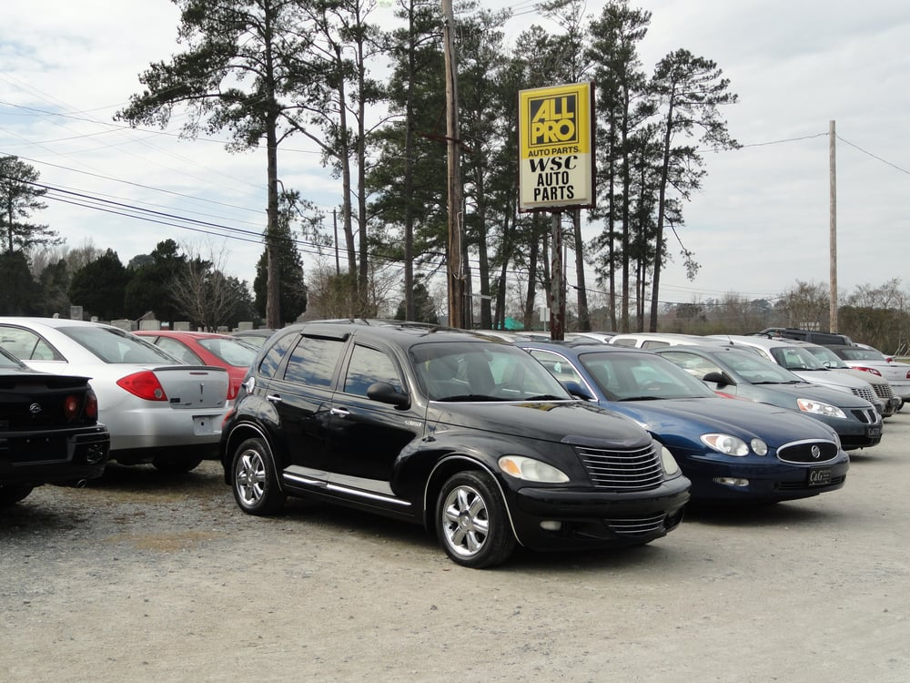 C And G Used Cars In Robersonville Nc