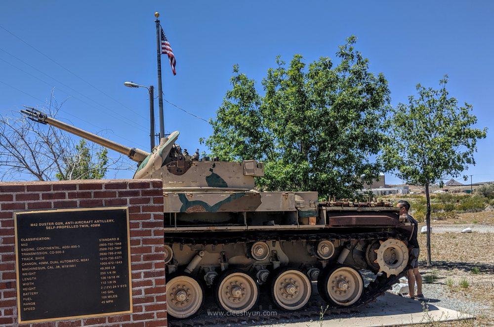 Veterans Park: Lordsburg, NM