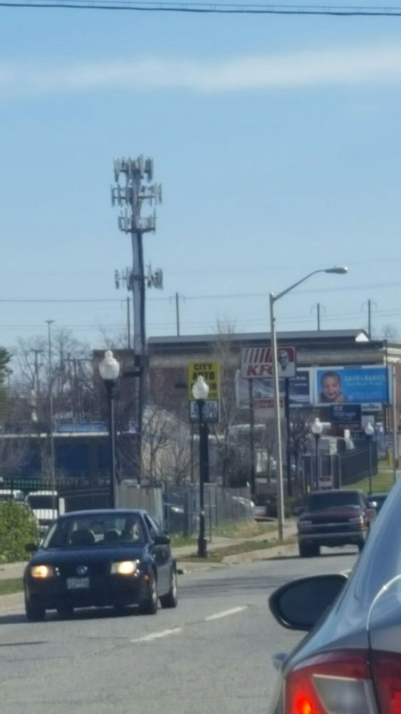 KFC: 3710 Pulaski Hwy, Baltimore, MD