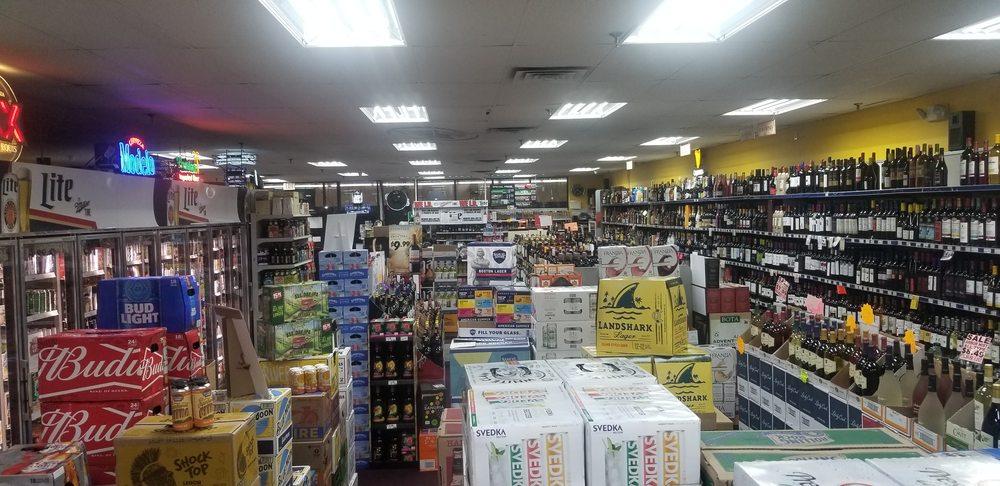 Liquor Shop: 797 Roosevelt Ave, Carteret, NJ