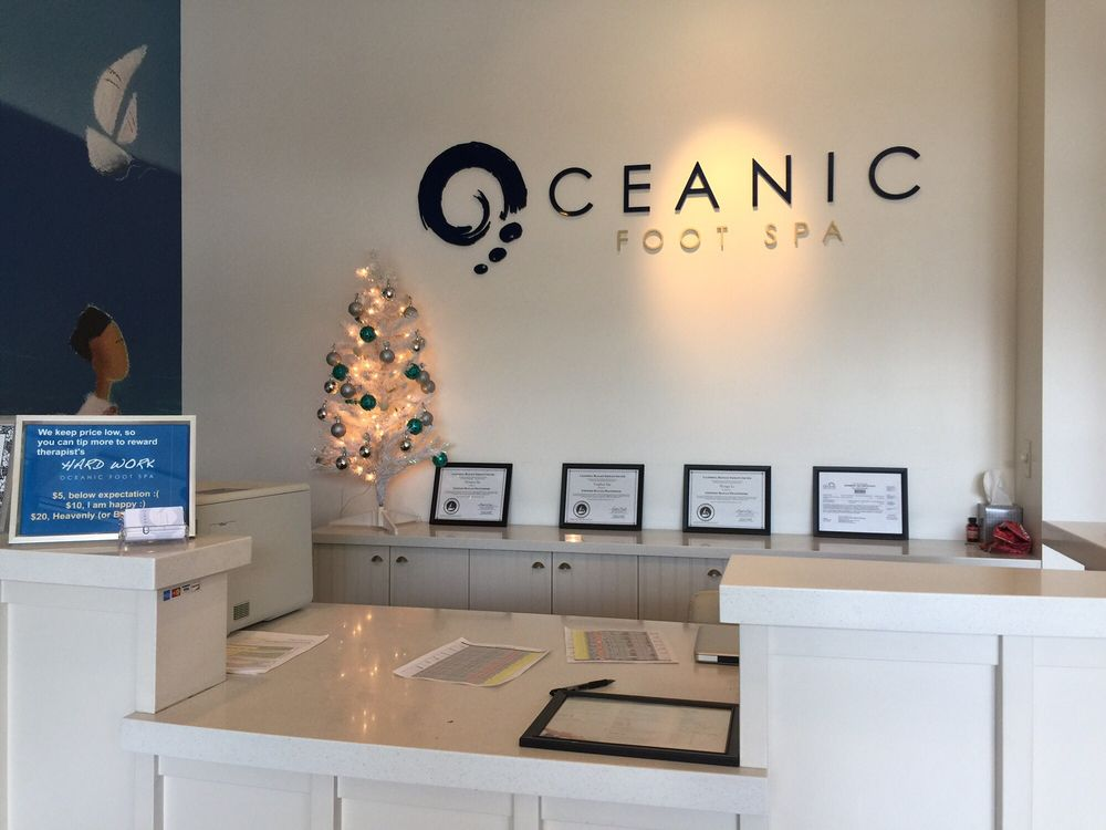 Oceanic Foot Spa 2019 All You Need To Know Before You Go