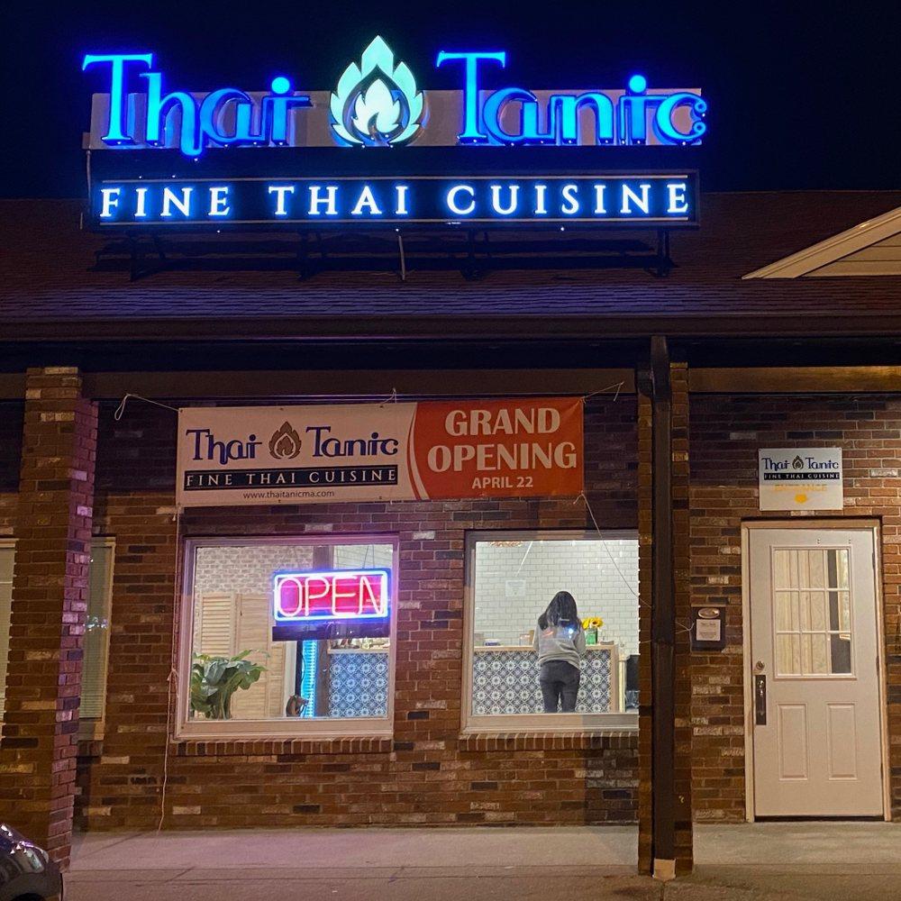 Thai Tanic: 1 Man-Mar Dr, Plainville, MA