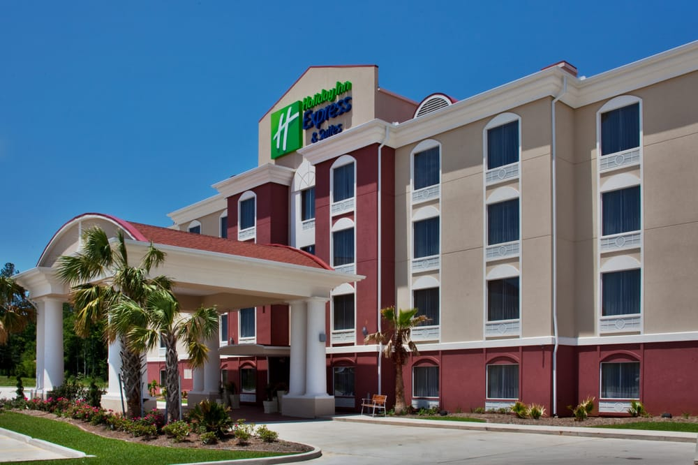 Holiday Inn Express & Suites Amite: 60043 Westway Dr, Amite, LA