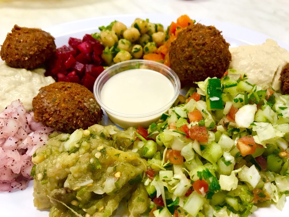 The Falafel House: 12355 Hagen Ranch Rd, Boynton Beach, FL