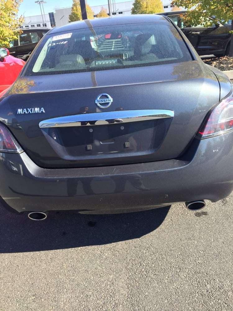 2013 pre owned nissan maxima - yelp