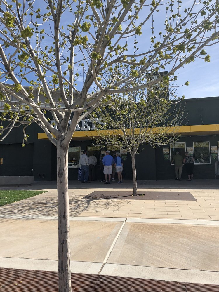 Hohokam Park Ticket Office