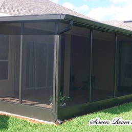 Glass Patio Enclosures Jacksonville Fl Photos